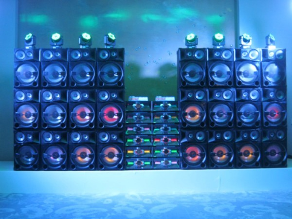 Equipo De Sonido Sony Hcd Gpx88 2200w Nuevo Caja Sellada Pictures to