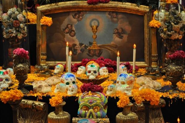 El Día De Muertos Es La Fiesta Favorita De Los Viajeros: ¿Qué Lleva Una Ofrenda De Día De Muertos? ¿Qué