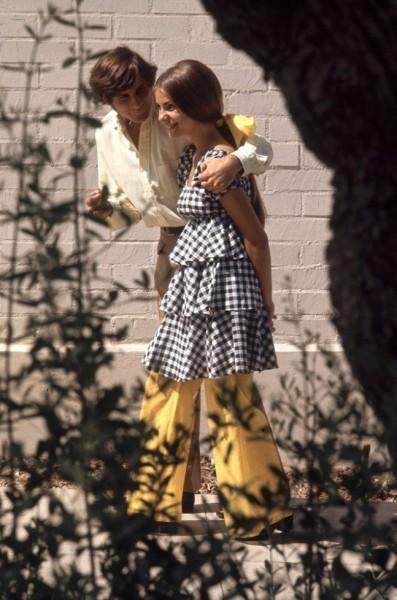 3e3513d2b ... a continuación fueron tomadas en una escuela en Beverly Hills