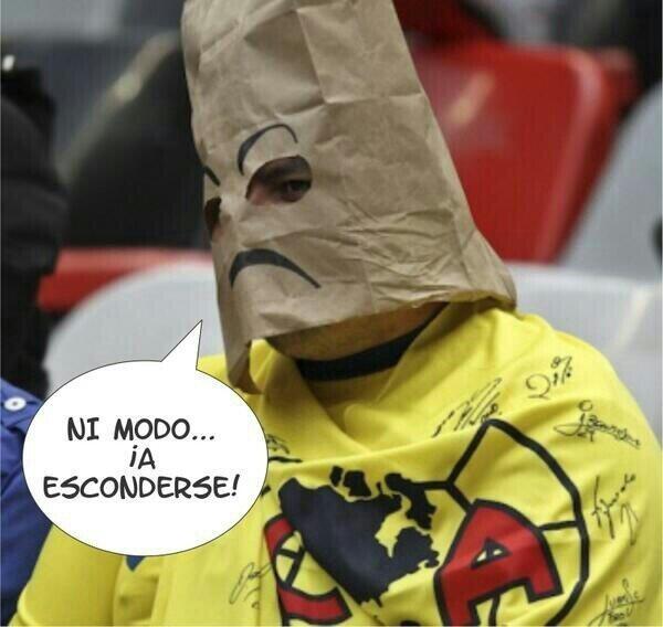 Adis Amrica Los mejores memes de la eliminacin de las guilas