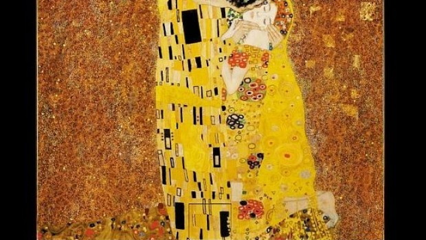 Atmos de Jaeger-LeCoultre marqueterie rinde homenaje a Gustav Klimt