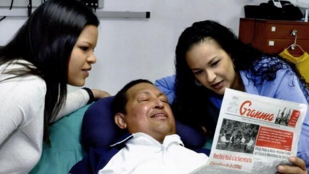 Están preparando a Venezuela para muerte de Hugo Chávez