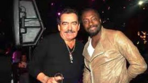 Joan Sebastian y Will.i.am presentan canción Hey You