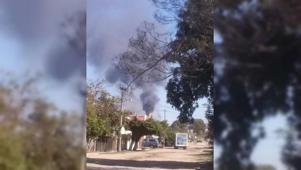 Reportan explosión de refinería de Pemex en Ciudad Madero, Tamaulipas