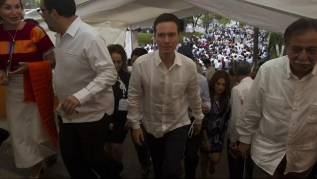 No hay perseguidos políticos en Chiapas: Manuel Velasco