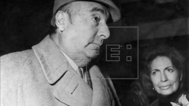 Exhumarán el domingo los restos de Pablo Neruda para determinar las causas de su muerte