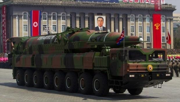 Corea del Norte podría atacar el 15 de abril, para conmemorar el nacimiento de su fundador