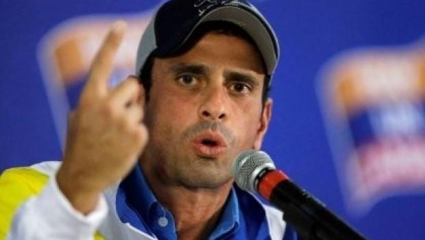 Maduro no tiene capacidad para estar mucho tiempo en el poder, renunciará si gana la presidencia: Capriles