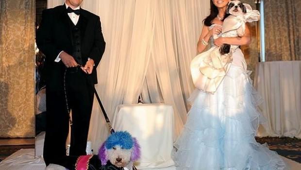 FOTOS Y VIDEO: La boda entre perros más cara del mundo