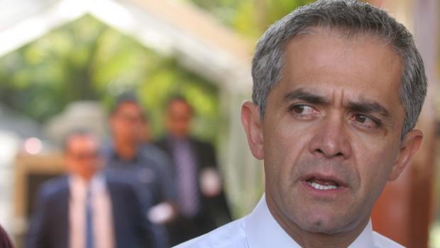 """PRD en la Asamblea Legislativa protege a Mancera por """"paro"""" a Laura Zapata"""