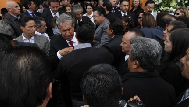 Muere madre de ex gobernador mexiquense Arturo Montiel