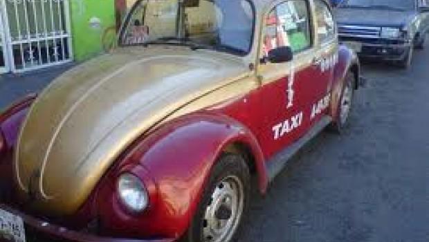 Anuncian que taxis Volkswagen serán remitidos al corralón