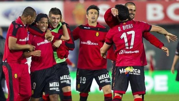 Giovani dos Santos da el triunfo al Mallorca ante el Celta de Vigo