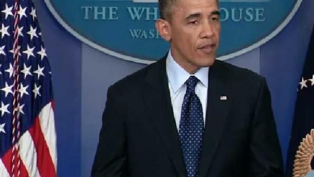 Encontraremos a los responsables de explosión en Maratón de Bostón y lo pagarán: Obama