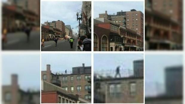 Difunden supuesta imagen de sospechoso de explosiones en maratón de Boston