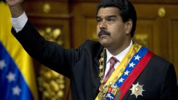 Felicita México al nuevo presidente de Venezuela ante