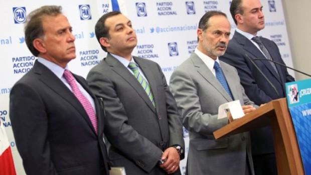 El PRI gana elecciones con billetazos y mentiras: Gustavo Madero