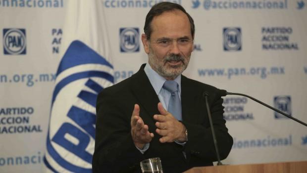 Gustavo Madero se retiraría del Pacto por México por respuesta de Peña Nieto a desvío de recursos en Sedesol