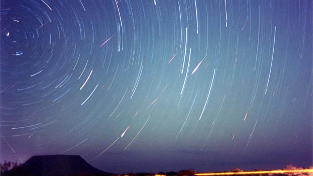 Lluvia de estrellas podrá observarse en el Estado de México