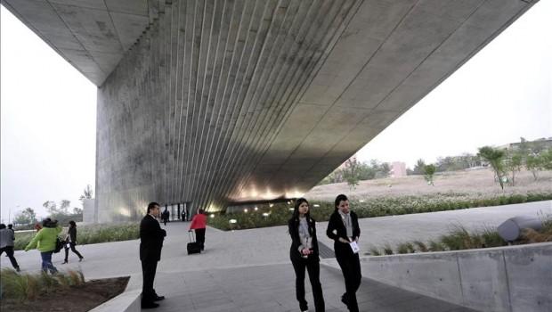 Tadao Ando inaugura su primer obra en Latinoamérica: la