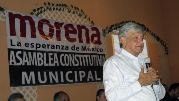 Pide AMLO liberar Rectoría de la UNAM como muestra de que quieren dialogar