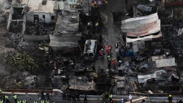 Lista preliminar de heridos tras explosión de pipa en Xalostoc, Ecatepec