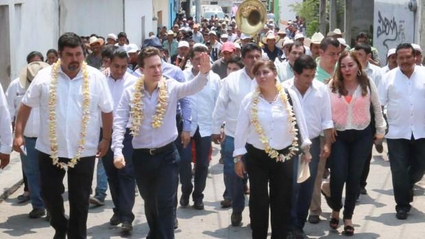 Inaugura Velasco Coello Granja Integral Sustentable
