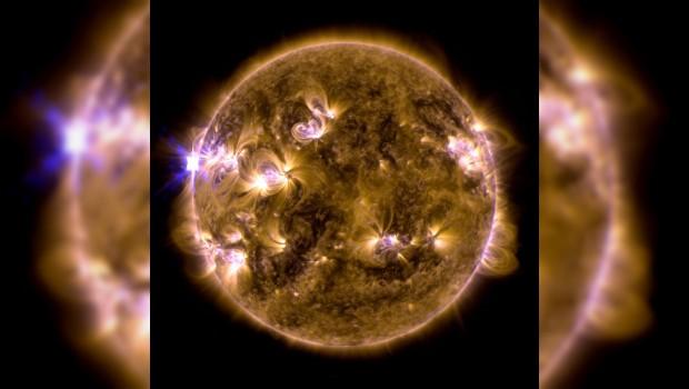 VIDEO: el Sol emite la mayor erupción solar del año