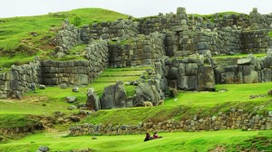 En la imagen, la explanada de la ruinas de Sacsayhuaman, zona cercana al rea donde se ubicar el Gran Museo del Tahuantinsuyo.