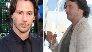Keanu antes y ahora