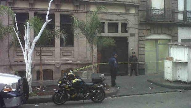 Caída de domo en bar de Zona Rosa deja al menos 25 lesionados