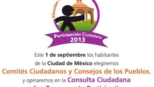 Emite IEDF convocatorias de participación ciudadana