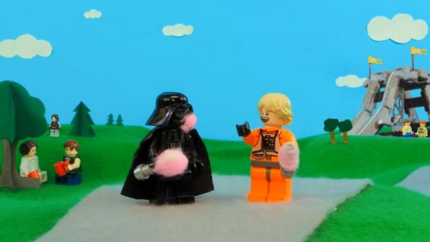 El Día del Padre de Star Wars, según Lego