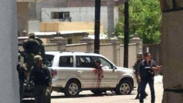 Se registra balacera en Tampico, Tamaulipas