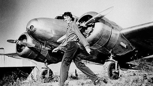 Antiguas fotografías aéreas pueden ser la clave para resolver el misterio de Amelia Earhart