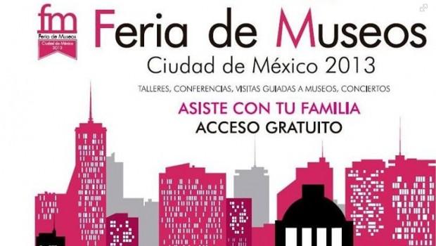 ¿Cómo organizar tu recorrido en la Feria de Museos Ciudad de México 2013?