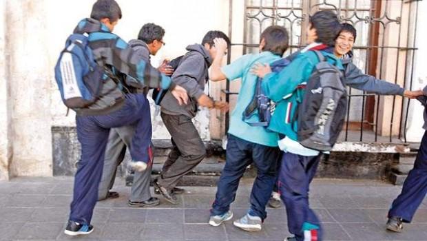 Harán análisis de bullying en escuelas del Estado de México