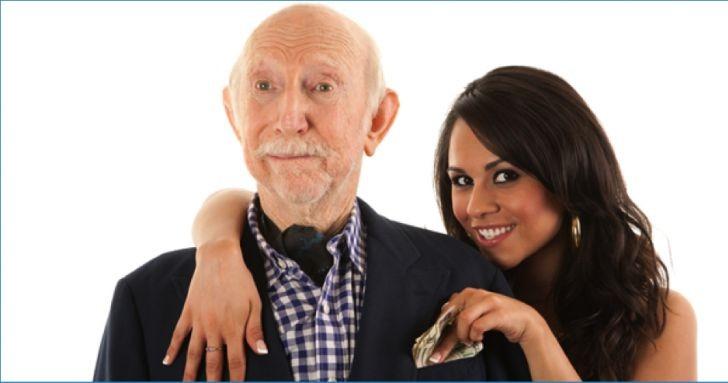 mujer busca hombre millonario para casarse