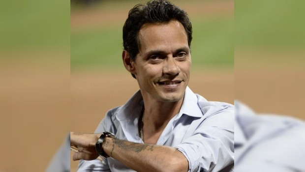 "Llaman ""maldito mexicano"" a Marc Anthony"