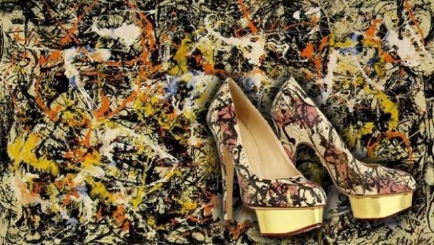 Archie, Picasso, Van Gogh y Pollock a tus pies