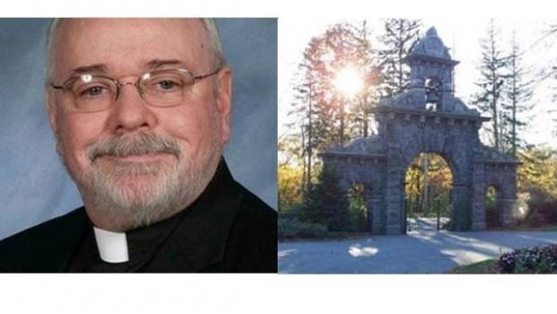 Atrapan a sacerdote teniendo sexo con prostituta en el cementerio