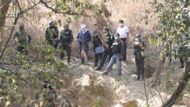 Reportan hallazgo de jóvenes desaparecidos en Bar Heaven en fosa del Edomex