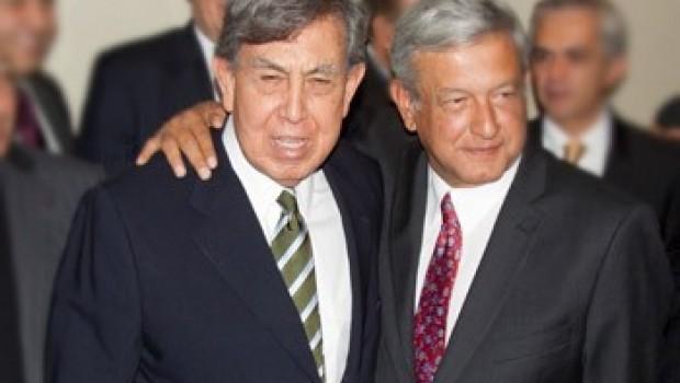 Hay posibilidad de una movilización junto a Cárdenas en defensa del petróleo: AMLO