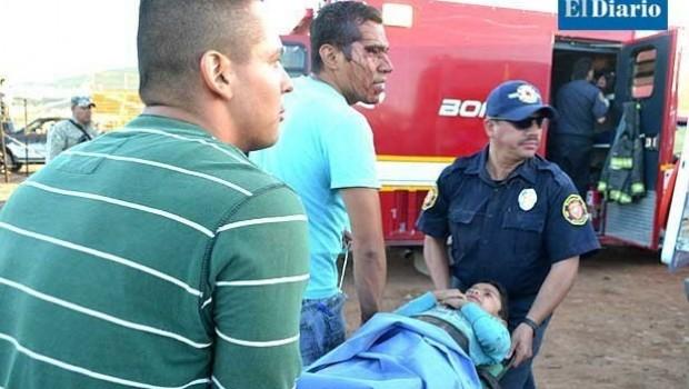 Chihuahua: Lista de personas heridas en accidente de Aero Show
