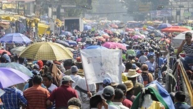 Comerciantes de Tepito niegan agresiones a profesores de la CNTE