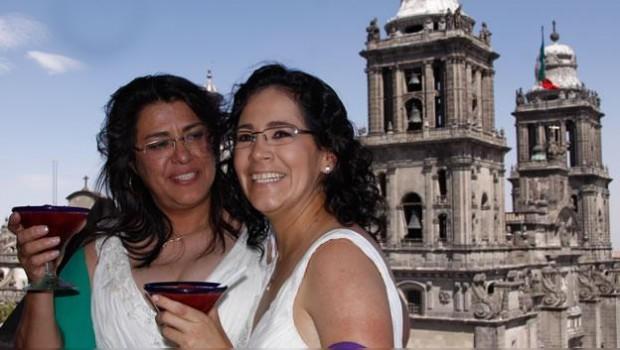 Presentan iniciativa de ley sobre matrimonio gay en Chiapas