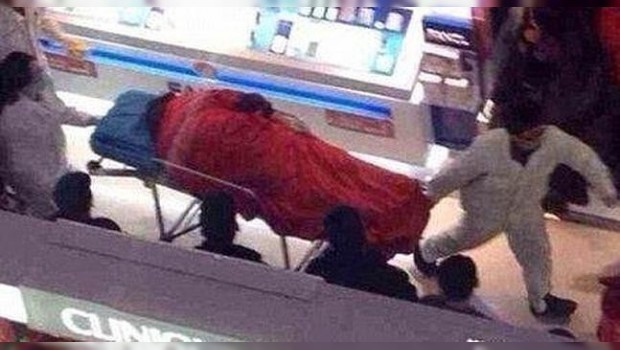 Tras 5 horas de compras con su novia, hombre desesperado se suicida