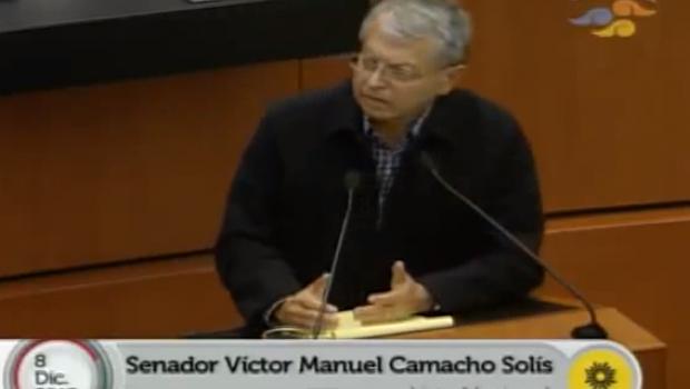 VIDEO: Camacho revela que EU le ofreció la presidencia a cambio de Pemex