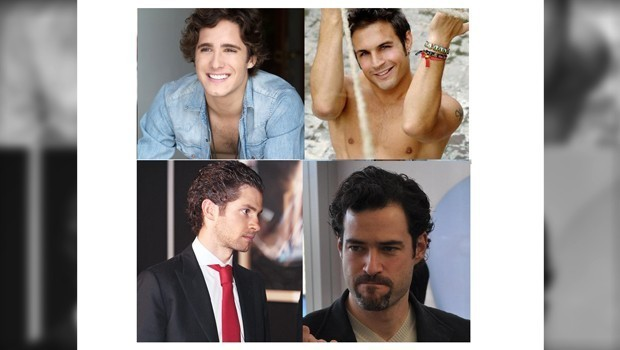 Los diez mexicanos más guapos y poderosos