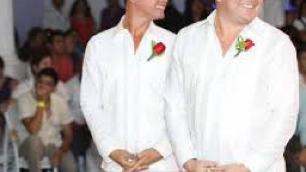 Legalizan bodas gays en Campeche